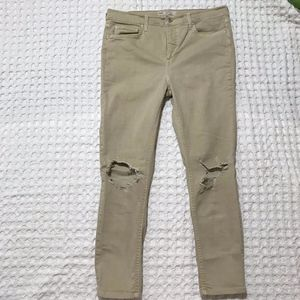 Free people jeans size 31R